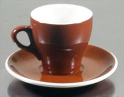 Product Image For Coffee Cup Saucer Long Black